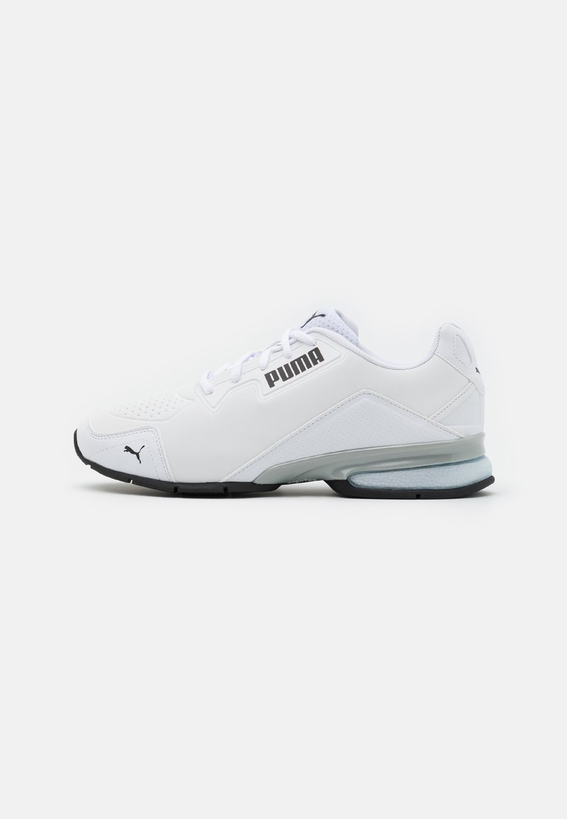 Puma - VT TECH - Sports shoes - white/black