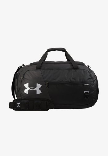 UNDENIABLE DUFFEL 4.0 - Sports bag - black/silver