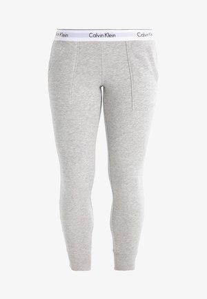 MODERN LOUNGE JOGGER - Pantalón de pijama - grey