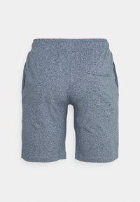 Marc O'Polo - Pyjama bottoms - blue melange - 1