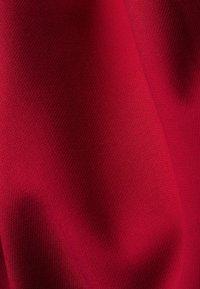 IVY & OAK - HIGH COLLAR DRESS - Tubino - cassis sorbet - 4