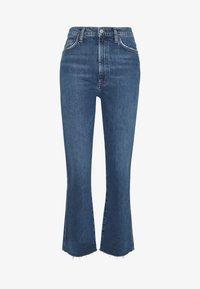 Agolde - PINCH WAIST - Jeansy Straight Leg - subdued cut off hem - 5