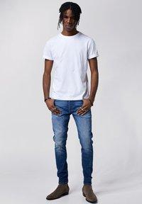Tigha - Slim fit jeans - mid blue - 1