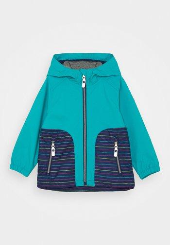 JOYLILY UNISEX - Soft shell jacket - azur