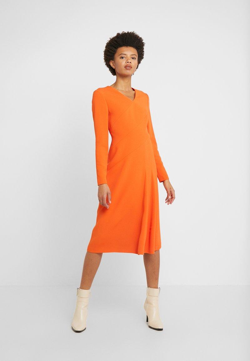 Escada - DHOTI - Vestito estivo - tropical orange