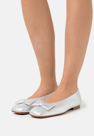 Ballet pumps - wash plata