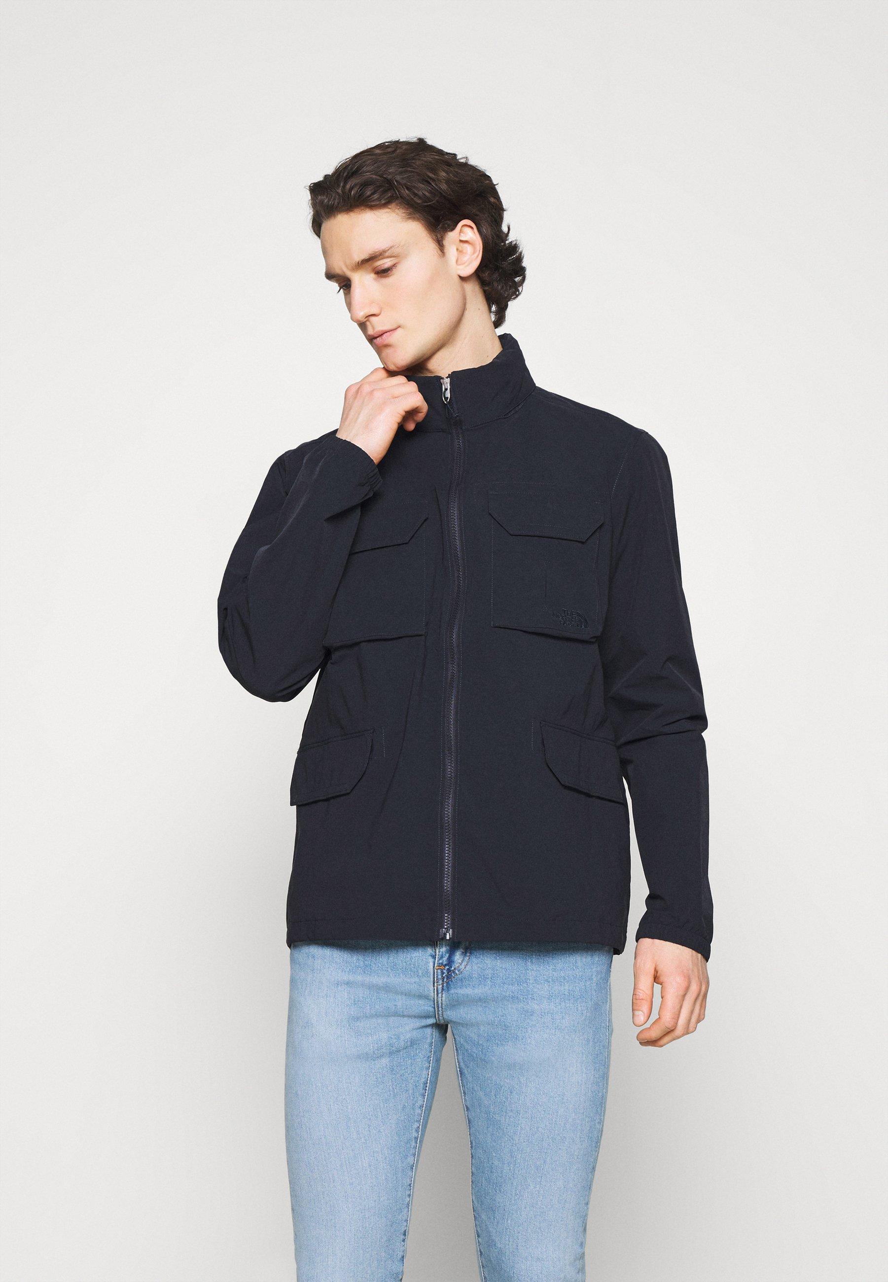 Men SIGHTSEER JACKET - Summer jacket