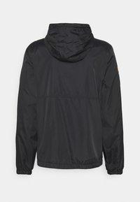 Brixton - CLAXTON ALTON - Summer jacket - black/white - 1