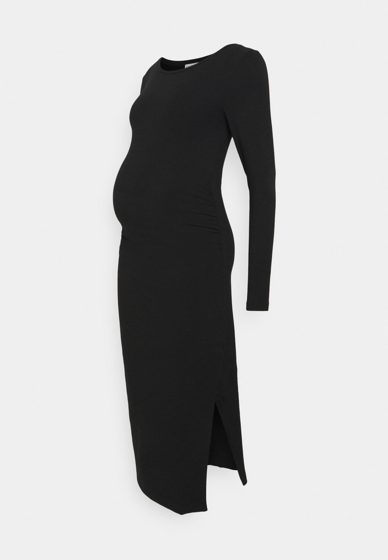 Anna Field MAMA - Jerseykjoler - black