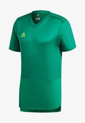 Basic T-shirt - gruen