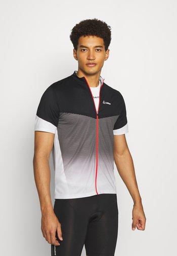 BIKE STREAM - Maillot de cycliste - silver grey