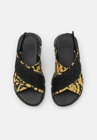 Versace - Sandals - black/gold - 3