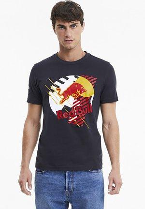 RED BULL - Print T-shirt - night sky