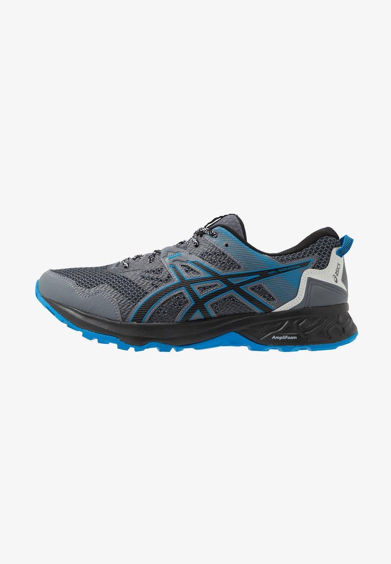 ASICS - GEL-SONOMA 5 - Trail running shoes - metropolis/black