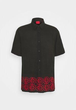 EBOR - Košile - black