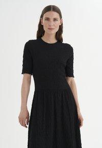 InWear - Maxi dress - black - 2