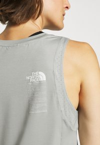 The North Face - GLACIER TANK  - Top - mottled grey - 4
