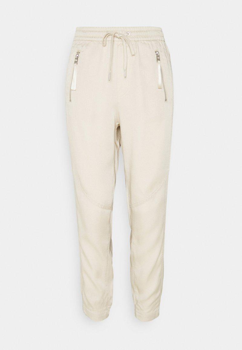 s.Oliver - Teplákové kalhoty - light sand