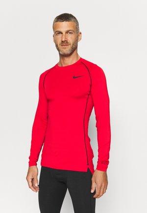 TIGHT - Camiseta de deporte - university red/black