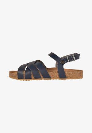 CASSIE F2G - Sandals - blue