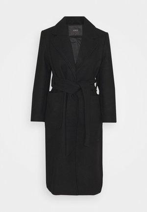 YASSTERA COAT - Klasický kabát - black
