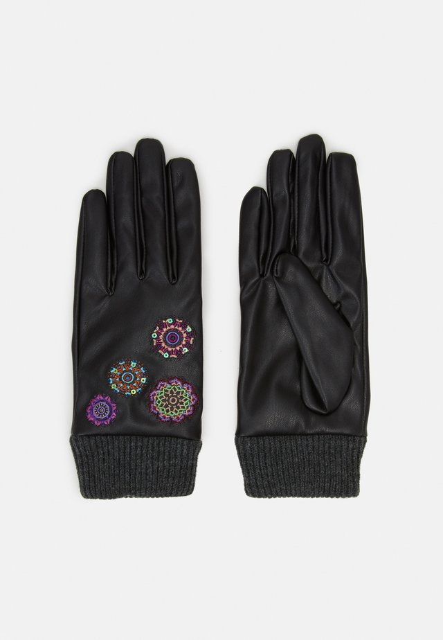 GLOVES ASTORIA - Guanti - black