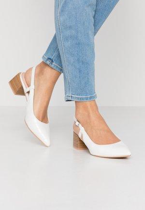 FELICE - Classic heels - white