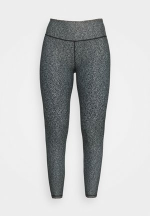 REVERSIBLE 7/8 - Leggings - black