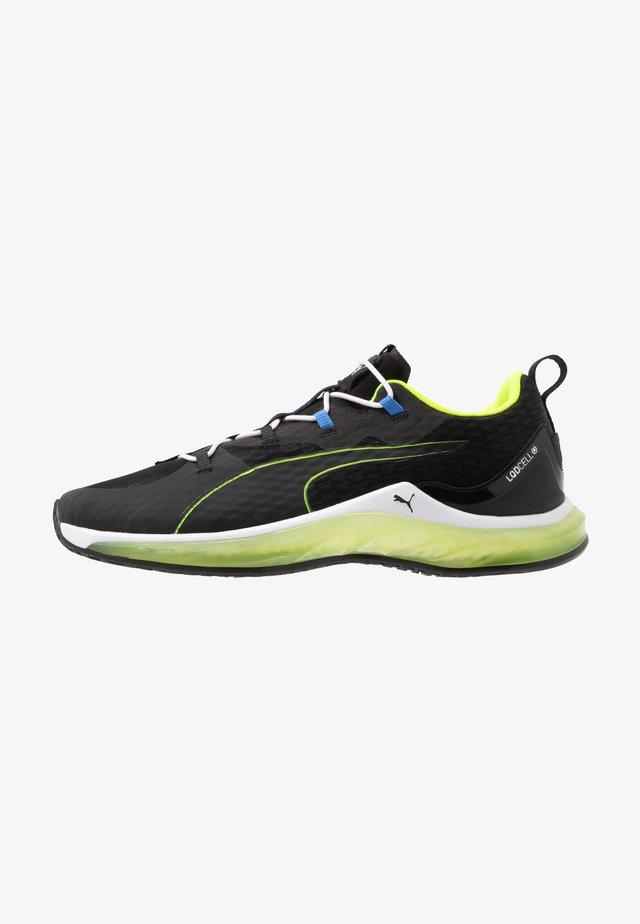 LQDCELL HYDRA - Gym- & träningskor - black/yellow alert