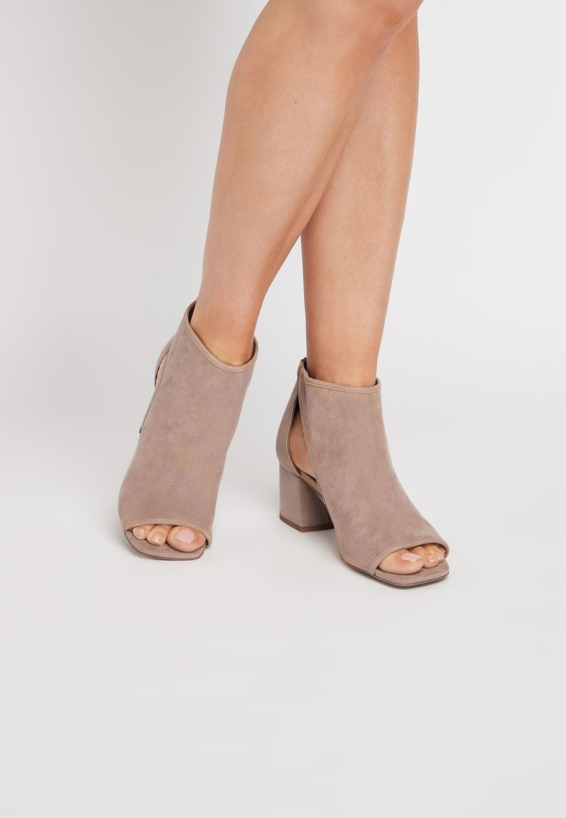 Next - Ankle boots - beige