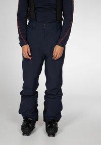 Protest - OWENS - Snow pants - space blue - 0