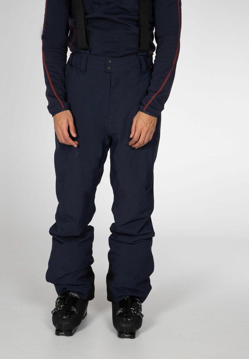 Protest - OWENS - Snow pants - space blue