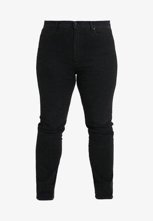 PLUS - Straight leg jeans - anthracite