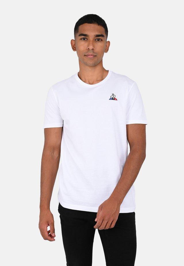 ESS - T-shirt basic - white