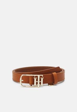 DUAL FUNCTION - Belt - brown
