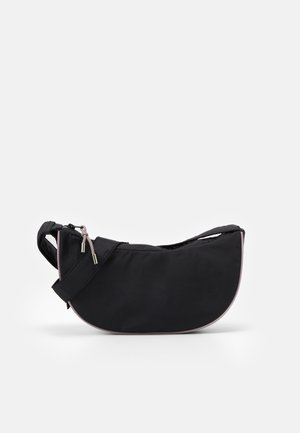 DULL MOON BAG - Skulderveske - black