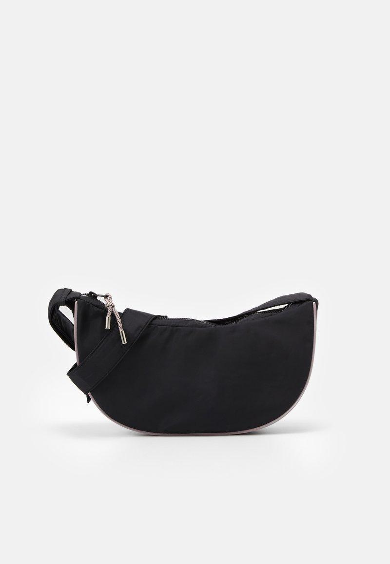 Becksöndergaard - DULL MOON BAG - Across body bag - black