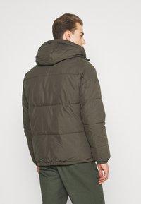 Schott - JKTALASKA - Winter jacket - military green - 2