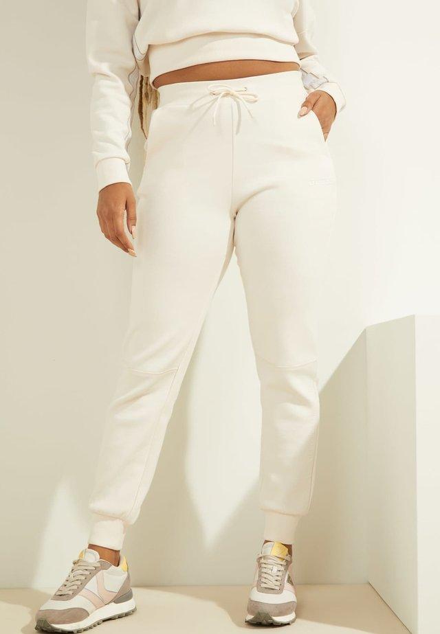 Spodnie treningowe - creme