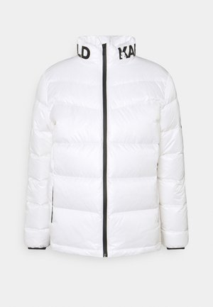 JACKET - Down jacket - white