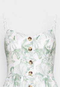 Mavi - BUTTON DRESS - Kjole - antique white - 2
