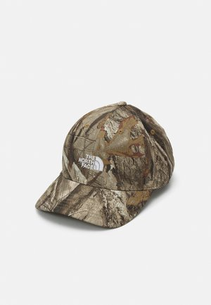 CLASSIC TECH BALL UNISEX - Cap - brown
