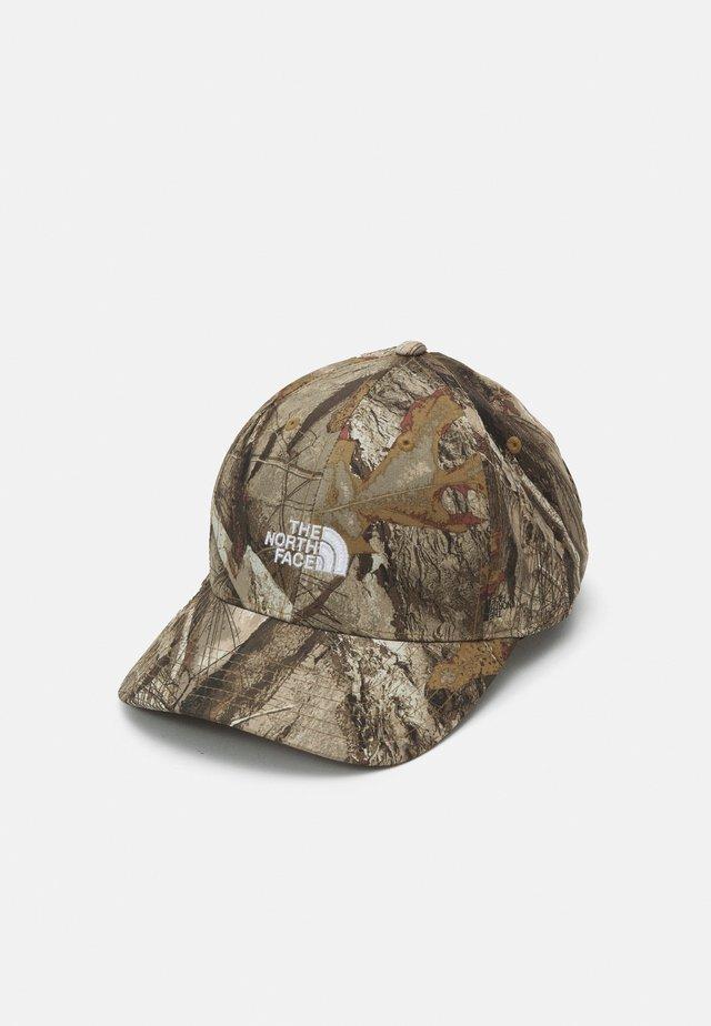 CLASSIC TECH BALL UNISEX - Cappellino - brown