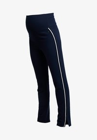 Esprit Maternity - PANTS - Tracksuit bottoms - night blue - 4