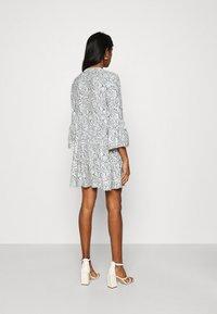 ONLY - ONLATHENA 3/4 DRESS - Day dress - white - 2
