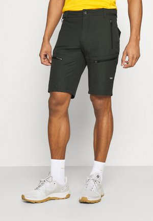 CARLTON - Sports shorts - dark green