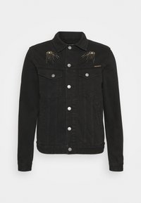 BOBBY - Denim jacket - black