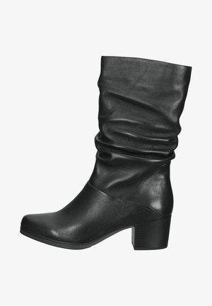 Laarzen - black nappa