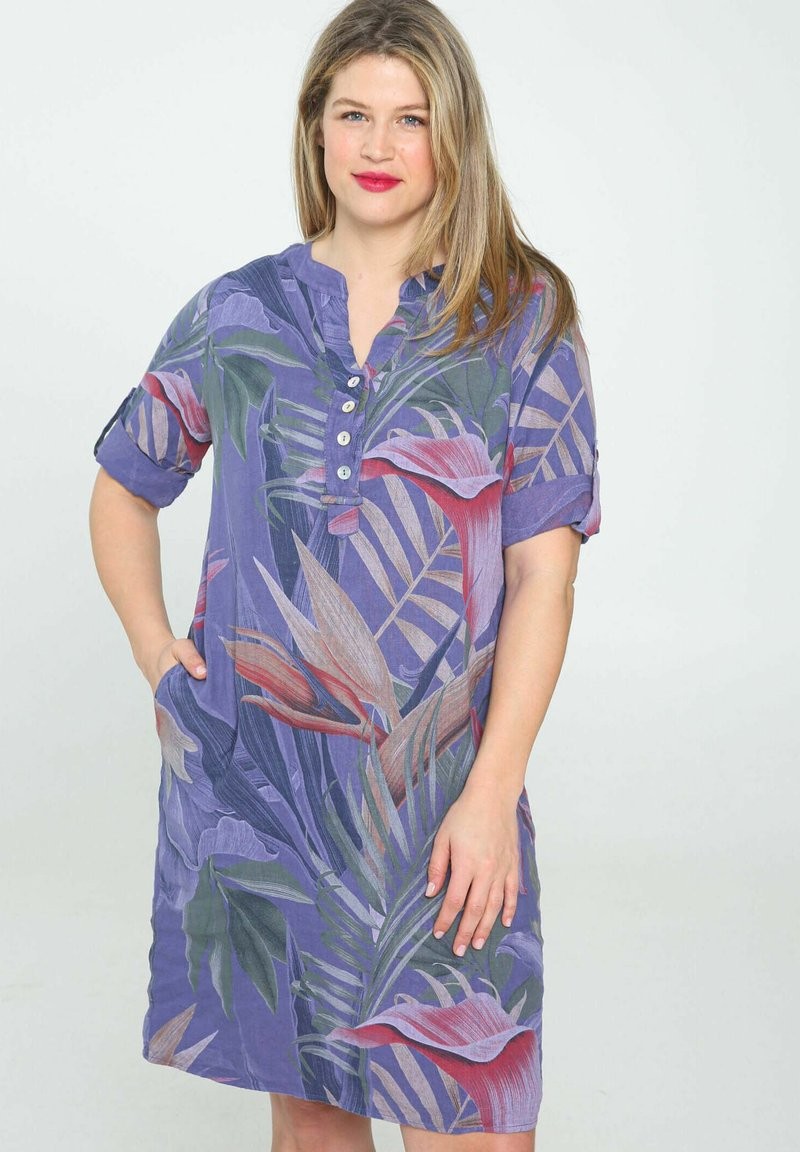 Paprika - Day dress - purple