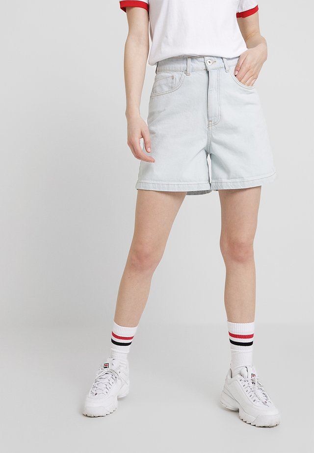 Shorts di jeans - stone